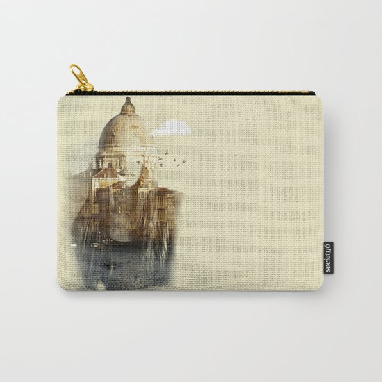 Venetian Arms Carry-All Pouch