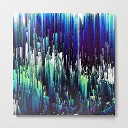 Reverse Waterfall Metal Print