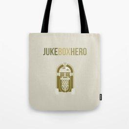 JukeBoxHero Tote Bag