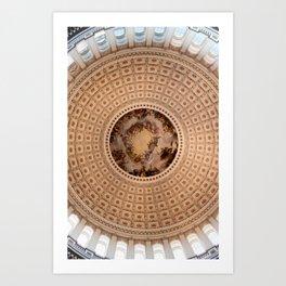 Rotunda  Art Print