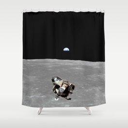 Nasa Picture 2: Apollo 11 the lunar module Shower Curtain