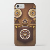 steampunk iPhone & iPod Cases featuring Steampunk by Lucas Gondim