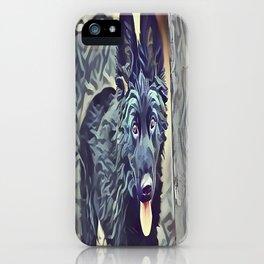 The Belgian Shepherd iPhone Case