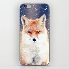 Cute wolf iPhone & iPod Skin