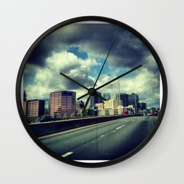 The Beat 2 Wall Clock