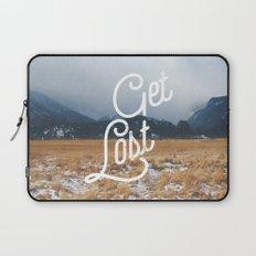 Get Lost Laptop Sleeve