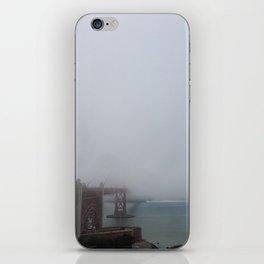 Karl the Fog iPhone Skin