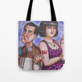 Uncle Bryn and Nessa Tote Bag