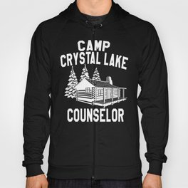 Camp Crystal Lake Counselor - Friday The 13th Hoody