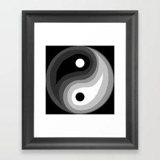 Likert Type Framed Art Print