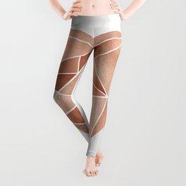Mosaic Heart Leggings