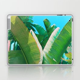 Pop Art Banana Leaf Laptop & iPad Skin