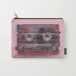 Cassette#VHS#FF>>#effect Carry-All Pouch