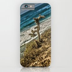The Lonely Golden Cactus. Slim Case iPhone 6s