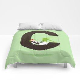 Carla & Din Comforters