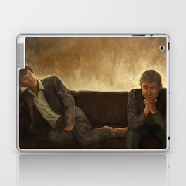 When you say nothing at all Laptop & iPad Skin