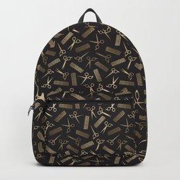 Scissors & Combs Backpack
