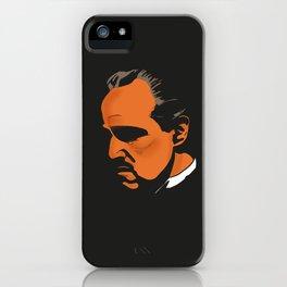 Vito Corleone - The Godfather Part I iPhone Case