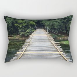 Ready for Adventure Rectangular Pillow