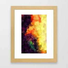 #2 BATTLE Framed Art Print
