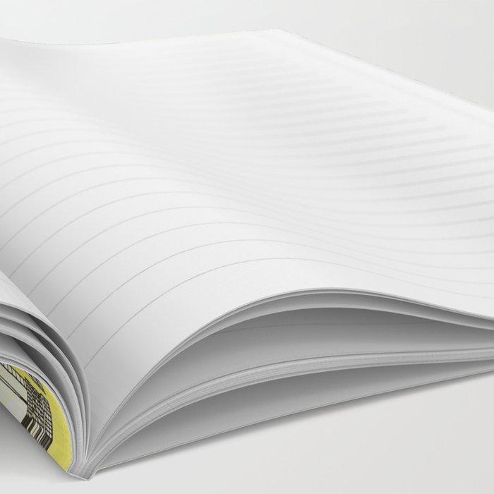AUSTRALIA toile de jouy Notebook