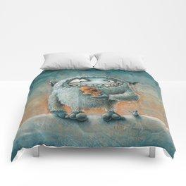 Yeti Beti Comforters