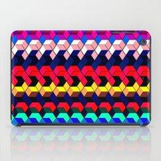 Spectrum Cubes / Pattern #7 iPad Case