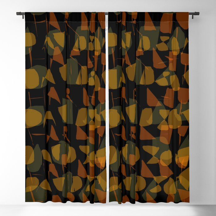 MADE IN THE USA Blackout Curtain