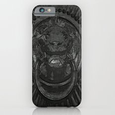 Bronze Lion iPhone 6s Slim Case