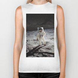 Astronaut Biker Tank
