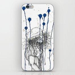 Rain Walker iPhone Skin