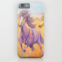 Free Spirits | Esprits Libres iPhone Case