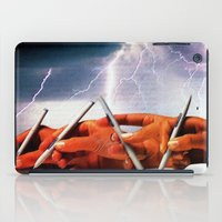 channel iPad Cases featuring Channel by Joellart