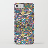 circus iPhone & iPod Cases featuring Circus by Naia Ceschin