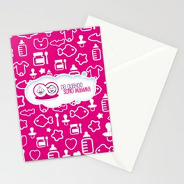 Da quando sono mamma Stationery Cards