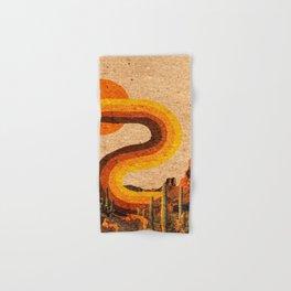 DESERT RAINBOW Hand & Bath Towel