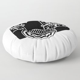 Camera Design Floor Pillow