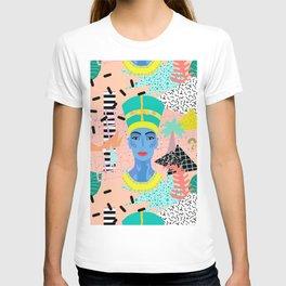 Postmodern Nefertiti T-shirt
