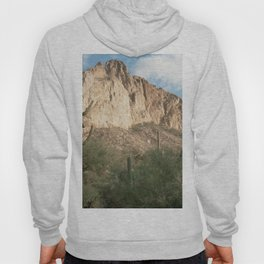 Cactus and Mountains Hoody
