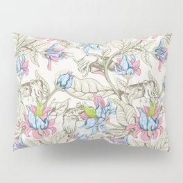 The Sea Garden - pastel Pillow Sham