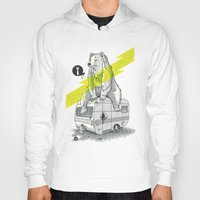 camping Hoodies featuring Camping Bear by Duke.Doks