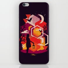 Illuminates iPhone Skin