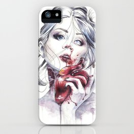 Your Heart iPhone Case