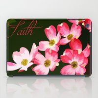 faith iPad Cases featuring faith by Shea33