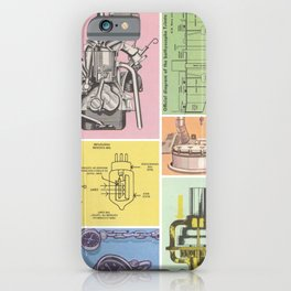 Magical Mechanics iPhone Case