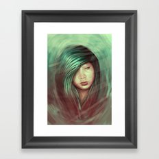 Deep Thoughts Framed Art Print
