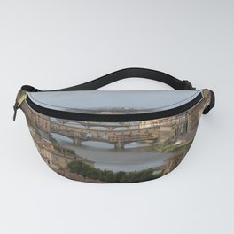 City view of Florence - City Photography Italy   Fanny Pack