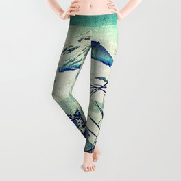 The Midnight Waking Leggings