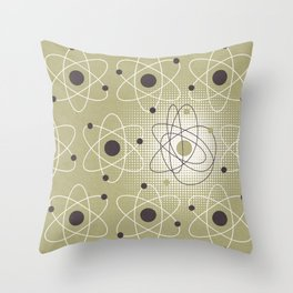 Complicated/Complex Throw Pillow