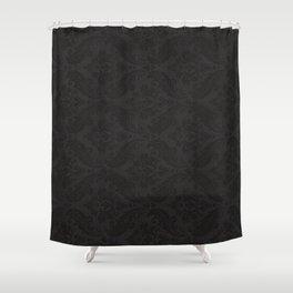 Reine d'émeraude ~ Emerald Queen Shower Curtain